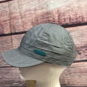 Adidas Hat Cap Women's One Size Fits All Gray